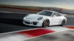 Porsche 911 GT3 White Color