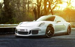 Porsche hre wheels