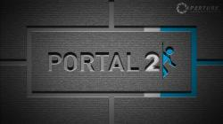 1920x1080 Wallpaper portal 2, background, graphics, people
