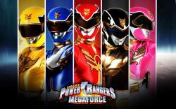Cool Power Rangers Wallpaper