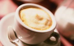 Cappuccino Wallpaper