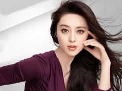 Pretty Fan BingBing 24959 1920x1200 px