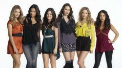 These are the girls that drive Pretty Little Liars.