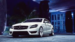 Mercedes CLS63 Wallpaper
