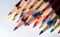 Pretty Pencil Wallpaper