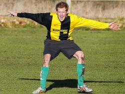 Prince Harry and Kate's Brother Play Soccer (PHOTO)