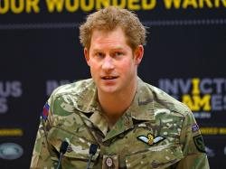 Prince Harry Leaving the Army: Statement