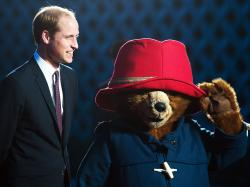 Prince William China Visit: Paddington Premiere, Soccer