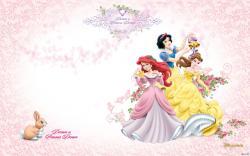 Princess Wallpaper HD