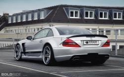 2012 Prior Design Mercedes-Benz SL Black Edition Widebody 1600 x 1200