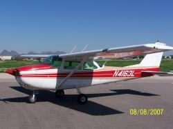 McCauley Propeller 1C172 / EM7651 Slick magnetos. Delco Remy starter. Precision carburetor. Dry Airborne Vacuum pump. Jasco alternator. Alcor EGT indicator
