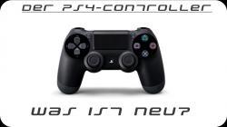 Der PS4-Controller / Was ist neu? [German] [HD]