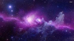 ... Purple galaxy wallpaper 1920x1080 ...