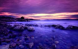 HD Purple Sunset 23188 1920x1080 px