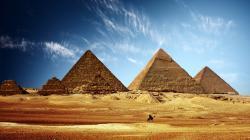 Pyramid Wallpaper