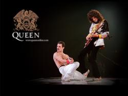 Queen wallpaper