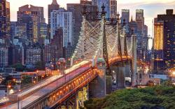 Manhattan queensboro bridge