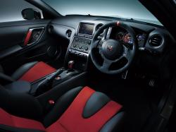 2014 Nismo Nissan GTR (R35) supercar interior f wallpaper background