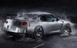 Nissan GTR R35 13 HD Images Wallpapers