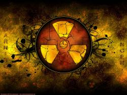 Radioactive Wallpaper