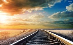 Railroad Wallpaper 38697 1920x1280 px