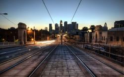 Railway Los Angeles