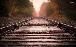 Railway wallpaper 1680x1050