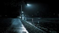 Rain At Night