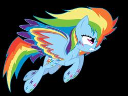 Rainbowfied Rainbow Dash by TL1211 ...