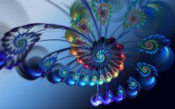 ... WP Rainbow Flower by Brigitte-Fredensborg