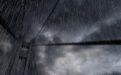 Media RSS Feed Report media Rainy bridge scene!