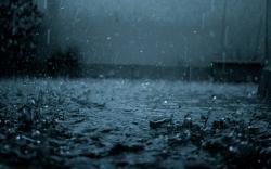 Rain Desktop HD Wallpaper
