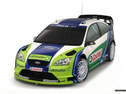 Focus RS World Rally Car 1600x1200 1280x800 1680x1050