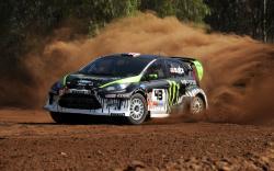 Rally Car Wallpaper HD 2500
