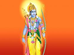 Lord Rama Wallpaper