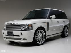 2003 Land Rover Range Rover 1024 x 770