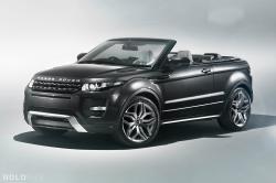 2012 Land Rover Range Rover Evoque Convertible Concept 1600 x 1200