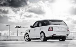 ADV.1 Range Rover HD Wide Wallpaper for Widescreen
