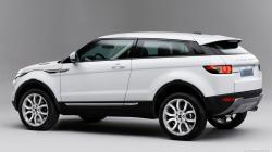Land Range Rover Evoque Wallpaper
