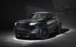 Range Rover Evoque Hamann Tuning 2012