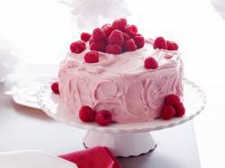 Todd's Orange and Raspberry Cake Recipe : Giada De Laurentiis : Food Network