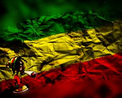 Rasta Wallpaper by Grindzior