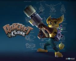 Wallpapers from Ratchet & Clank