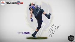 Ray Lewis Baltimore Ravens HD Wallpaper