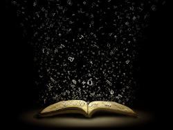 Reading Book Wallpaper