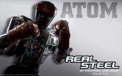 Real Steel Atom