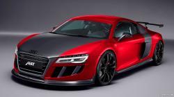 Red Audi R8 Wallpaper Hd Desktop 10 HD Wallpapers