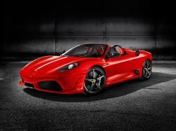 ... Red Ferrari Wallpaper 15 Scuderia Spider 16M ...
