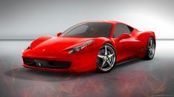 Red Ferrari Wallpaper 36317 1920x1080 px