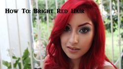 How to: Get Bright Red Hair